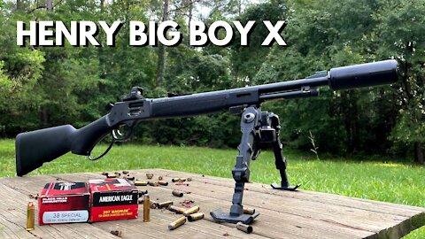 Tacticalized Henry Big Boy X!