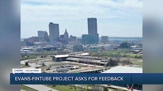 City requesting proposals and public comment for Evans-Fintube development in Tulsa