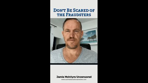 Don't Be Scared of BS 19 Fraudsters in Mainstream Media - Subtitled Version