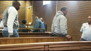 Murder accused JMPD officers released on R5000 bail (o4K)