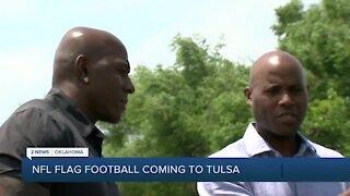 NFL FLAG FOOTBALL COMING TO TULSA