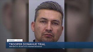 Man convicted for traffic offenses in 2016 death of trooper sentenced