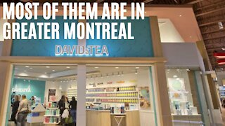 DAVIDsTEA Just Revealed The Only 7 Locations That Are Reopening In Quebec