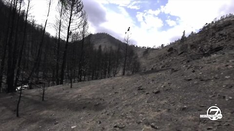 360 in-depth: Monsoon season and flooding over Colorado's burn scars
