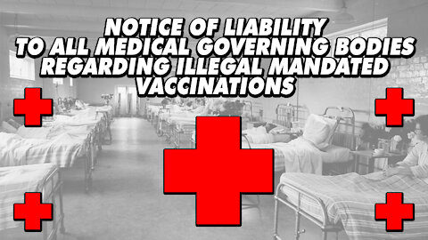 Notice Of Liability To All Medical Authority and All Employers