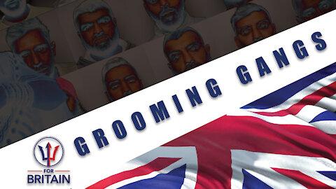 Rape gangs 'grooming gangs' are still being enabled.