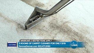 Revolutionary Carpet Tech // Zerorez