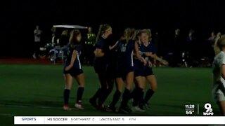 NDA soccer advances to Rd. of 8