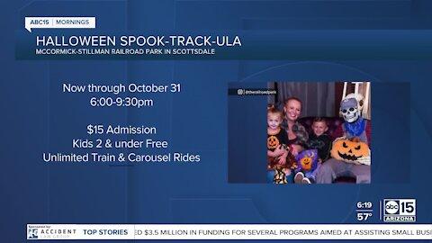 The BULLetin Board: Halloween Spook-Track-Ula