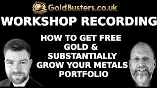 HOW TO GET FREE GOLD & SUBSTANTIALLY GROW YOUR METALS PORTFOLIO, WITH JAMES & ADAM