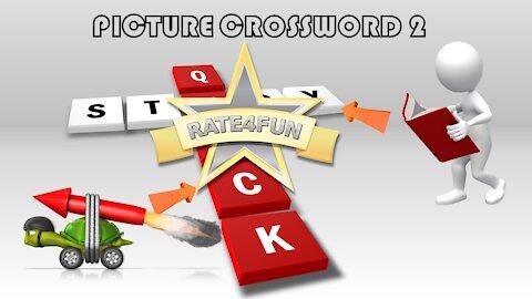 PICTURE CROSSWORD (PART 2)