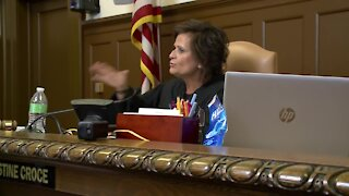 Judge Christine Croce makes statement before sentencing Stanley Ford