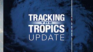 Tracking the Tropics | September 24 evening update