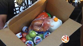United Food Bank: September is Hunger Action Month