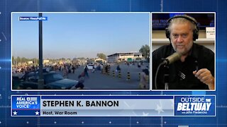 Steve Bannon on the consequences of Biden's Afghanistan withdrawal