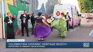 Celebrating 'Hispanic Heritage Month' in the Valley