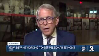 Missionaries kidnapped in Haiti working with Ohio organization