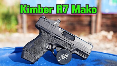 Kimber R7 Mako : TTAG Range Review