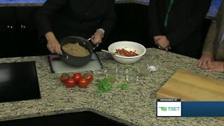 Shape Your Future Healthy Kitchen – No-cook Summer Pasta Sauce
