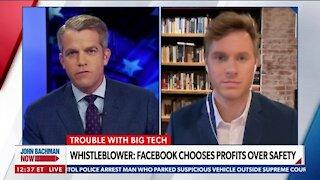 Facebook Whistleblower Testifies Before Congress