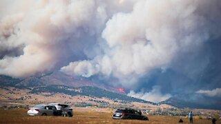 Colorado, Utah Residents Evacuated Due To Wildfires
