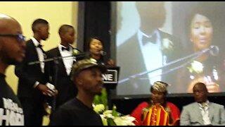 Hundreds attend funeral service for Karabo Mokoena (nvx)