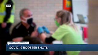 Local doctors speak about delta variant, booster shot