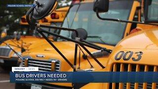 Poudre School District needs 40+ drivers