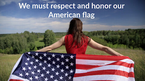 Honoring Our Flag