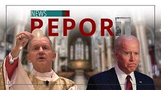 Catholic — News Report — Non-Devout Biden