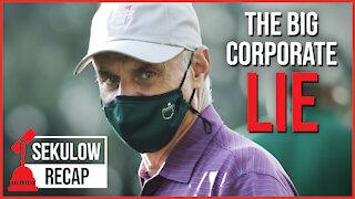 Corporations Strike Out for Woke Politics