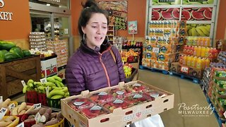 Gifts of kindness: three good samaritans buy groceries for local shoppers