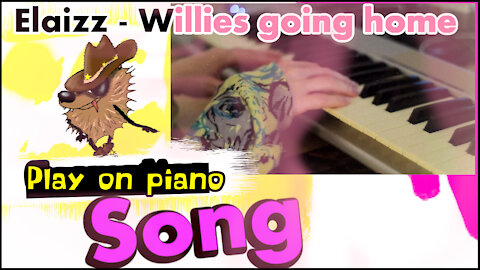 Elaizz - Willies going home - concentration music for workout, dance practice   focus music