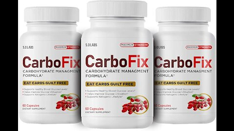 CarboFix: best weight loss supplement in 2021?