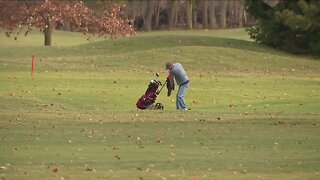Golf courses open today