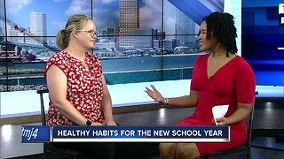 Healthy Habits for the New School Year
