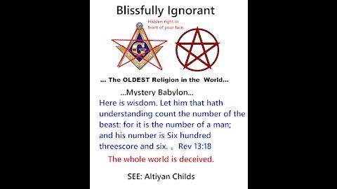BLISSFULLY IGNORANT 1 of 7