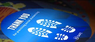 Precautions as hotels reopen in Las Vegas