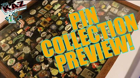 Pin Collection Intro