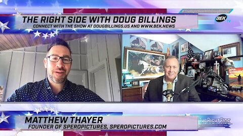 The Right Side with Doug Billings - September 20, 2021