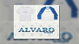 ALVARO. MY NAME IS ALVARO. SAMER BRASIL (TEEPUBLIC)