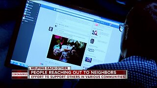 Social media is connecting the community during the coronavirus outbreak in metro Detroit