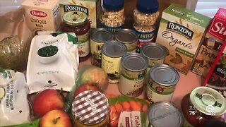 Healthy meals going to communities in need during coronavirus pandemic