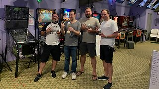 Fox 4 Meteorologist Eric Stone wins first place at pinball tournament