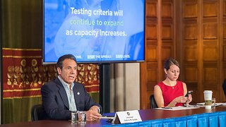 New York Gov. Authorizes All Pharmacies To Test For COVID-19