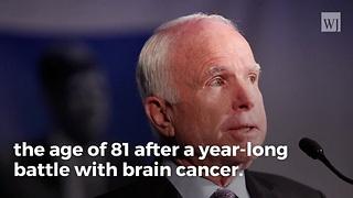 Lindsey Graham Reveals the Last Words John McCain Said to Him