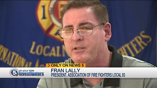 Cleveland fire union raises serious public safety concerns in facilities report
