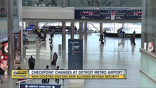 A closer look at checkpoint changes at DTW