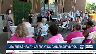 Celebrating local cancer survivors
