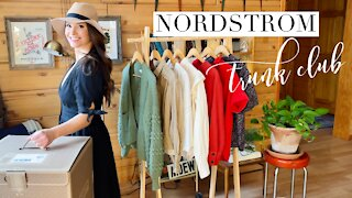 Nordstrom Trunk Club Unboxing: January 2021